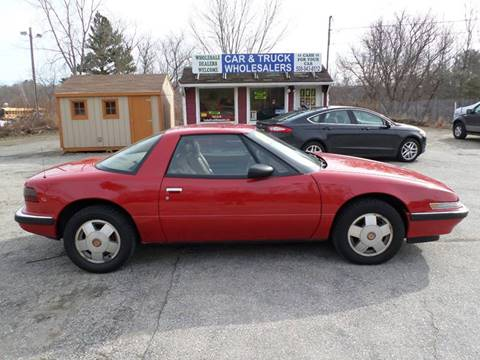 1988 Buick Reatta for sale in Webster, MA