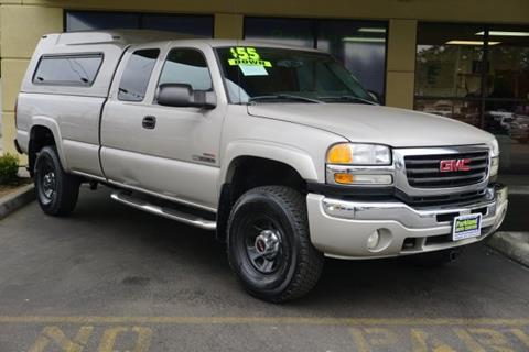 2005 GMC Sierra 3500 for sale in Tacoma, WA