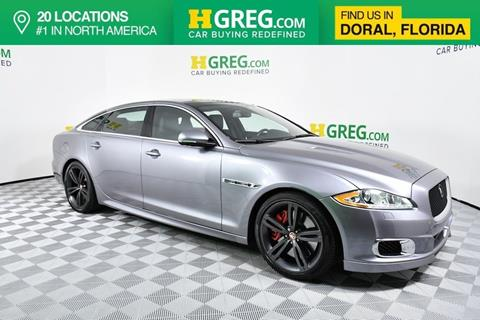 2014 Jaguar XJR For Sale In Doral, FL