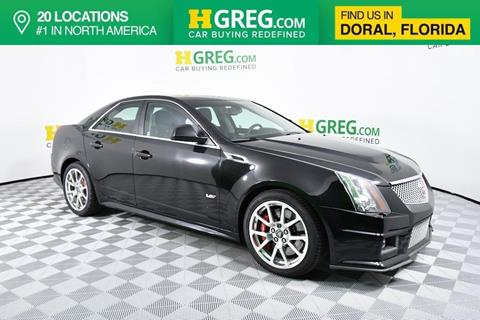 2014 Cadillac Cts V For Sale In Wyoming Carsforsale Com