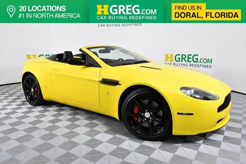 Aston Martin V8 Vantage For Sale In London Oh Carsforsale Com