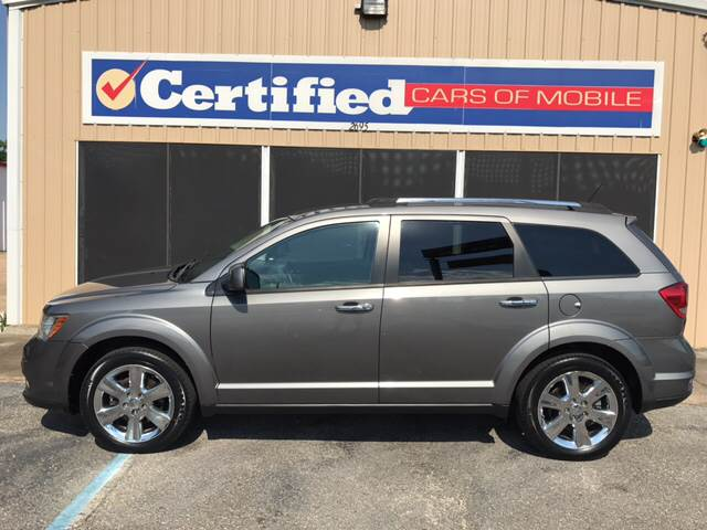 2012 Dodge Journey Crew 4dr SUV - Mobile AL