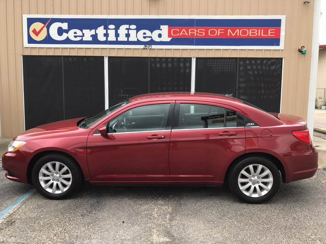 2013 Chrysler 200 Touring 4dr Sedan - Mobile AL