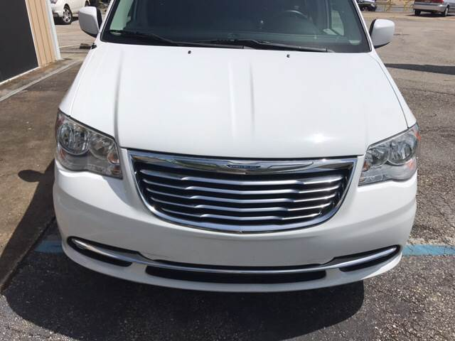2014 Chrysler Town and Country Touring 4dr Mini-Van - Mobile AL