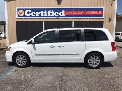 2014 Chrysler Town and Country for sale in Mobile, AL