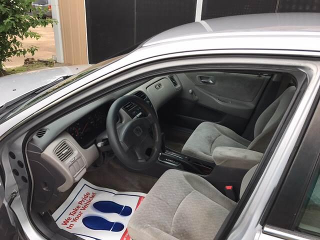 2002 Honda Accord Value Package 4dr Sedan - Mobile AL