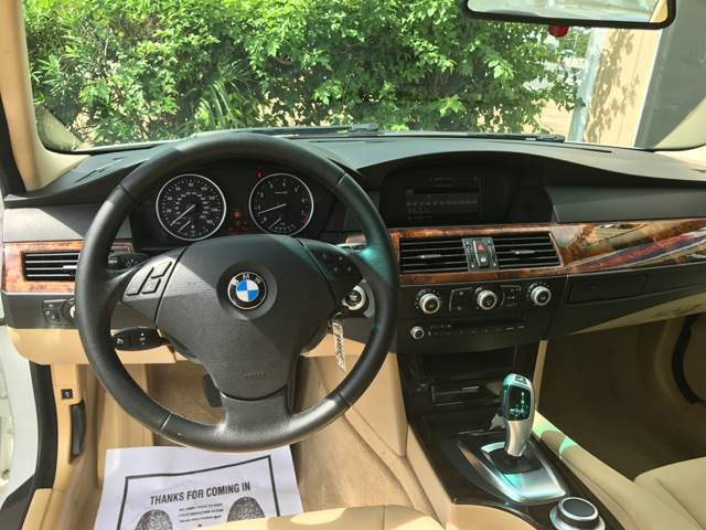 2008 BMW 5 Series 528i 4dr Sedan Luxury - Mobile AL