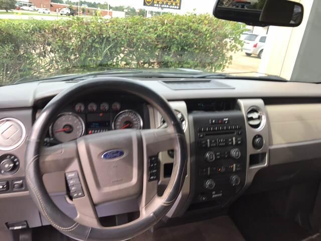 2010 Ford F-150 4x2 XLT 4dr SuperCrew Styleside 5.5 ft. SB - Mobile AL