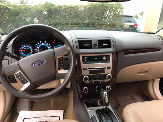 2012 Ford Fusion SEL 4dr Sedan - Mobile AL