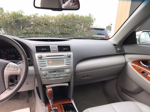 2009 Toyota Camry XLE V6 4dr Sedan 6A - Mobile AL