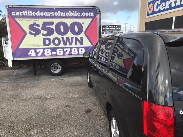 2011 Dodge Grand Caravan Mainstreet 4dr Mini Van - Mobile AL