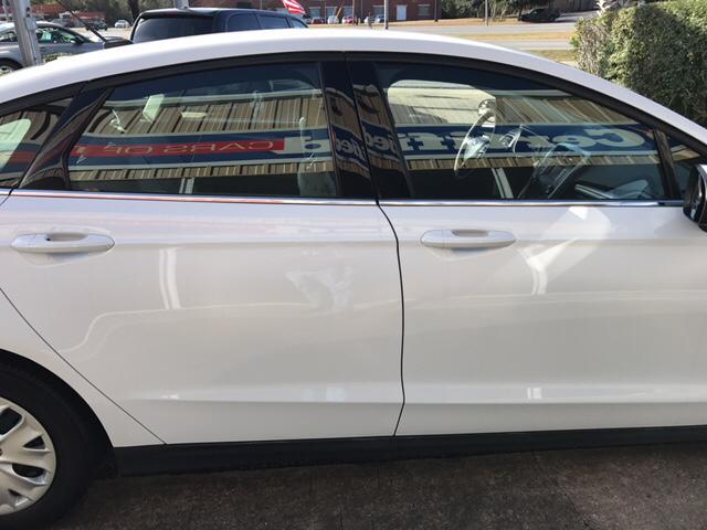 2014 Ford Fusion S 4dr Sedan - Mobile AL