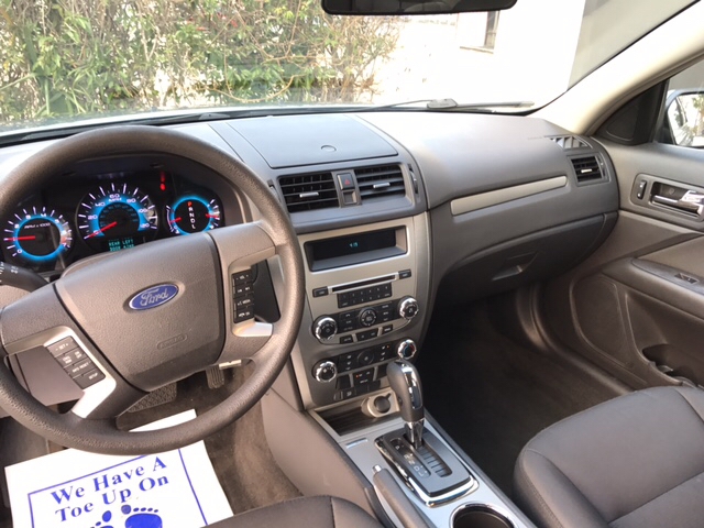 2012 Ford Fusion SE 4dr Sedan - Mobile AL