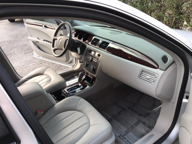 2009 Buick Lucerne CXL Special Edition 4dr Sedan - Mobile AL