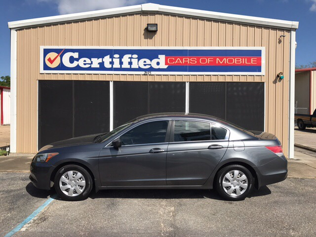 2011 Honda Accord LX 4dr Sedan 5A - Mobile AL