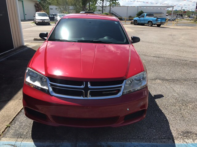 2014 Dodge Avenger SE 4dr Sedan - Mobile AL