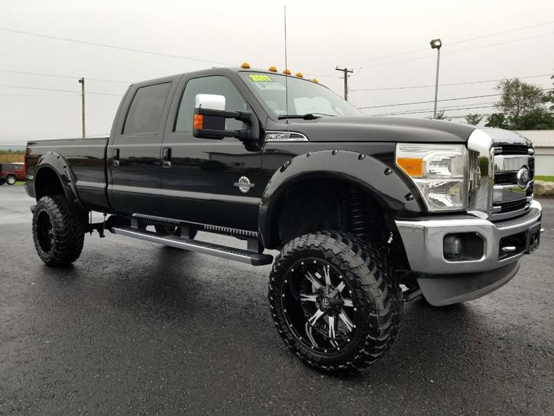 2011 Ford F-350 Super Duty for sale at SOUTH MOUNTAIN AUTO SALES in Shippensburg PA