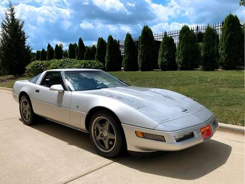 1996 Chevrolet Corvette for sale in Burr Ridge, IL