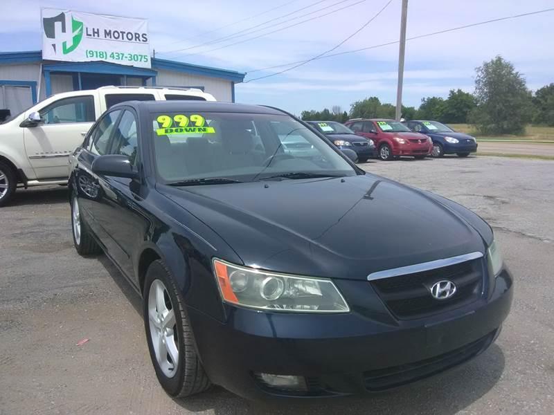 2007 Hyundai Sonata GLS 4dr Sedan   Tulsa OK