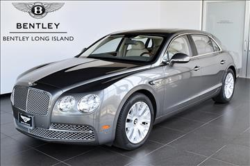 2015 Bentley Flying Spur W12 for sale in Jericho, NY