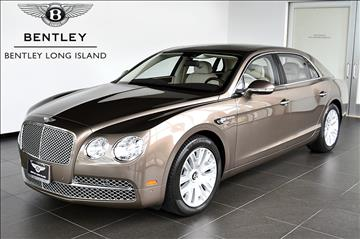 2014 Bentley Flying Spur for sale in Jericho, NY
