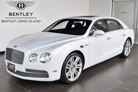 2016 Bentley Flying Spur W12 for sale in Jericho, NY