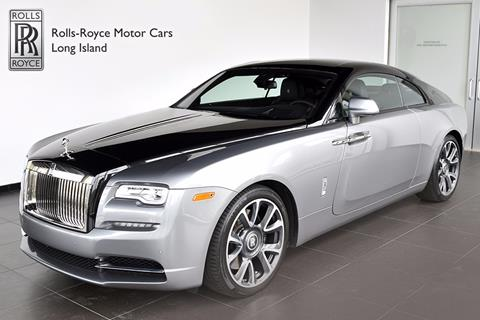 2017 Rolls-Royce Wraith for sale in Jericho NY
