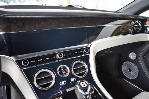 2020 Bentley Continental