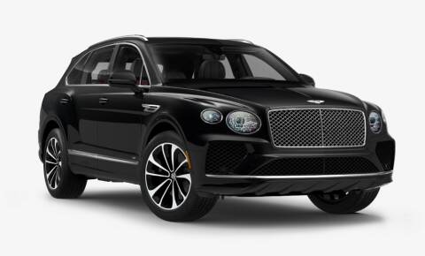 2021 Bentley Bentayga for sale at Bespoke Motor Group in Jericho NY