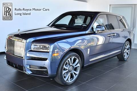2019 Rolls-Royce Cullinan for sale at Bespoke Motor Group in Jericho NY