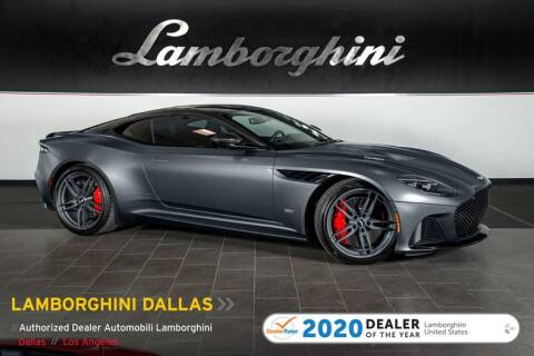 2019 Aston Martin DBS Superleggera for sale at Lamborghini Dallas in Richardson TX