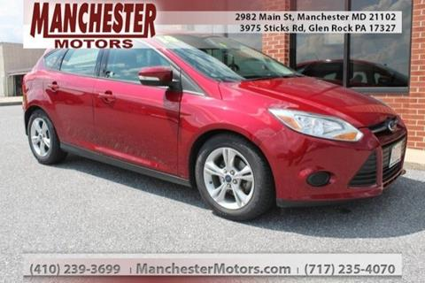 2014 Ford Focus for sale in Manchester, MD