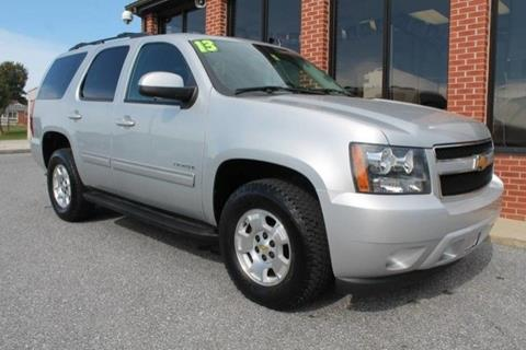 2013 Chevrolet Tahoe for sale in Manchester, MD