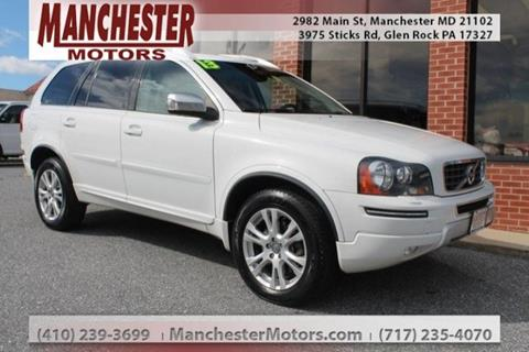 2013 Volvo XC90 for sale in Manchester, MD