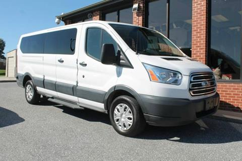 2015 Ford Transit Wagon for sale in Manchester, MD