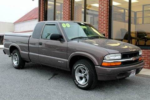 2000 Chevrolet S-10 for sale in Manchester, MD