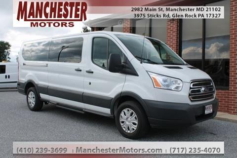 2017 Ford Transit Passenger for sale in Manchester, MD