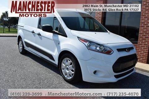 2016 Ford Transit Connect Cargo for sale in Manchester, MD