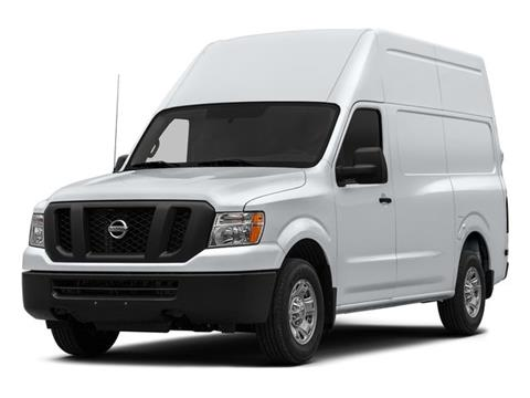 2016 Nissan NV Cargo for sale in Manchester, MD