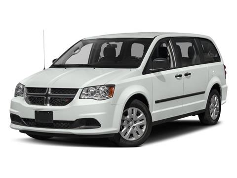 2018 Dodge Grand Caravan for sale in Manchester, MD