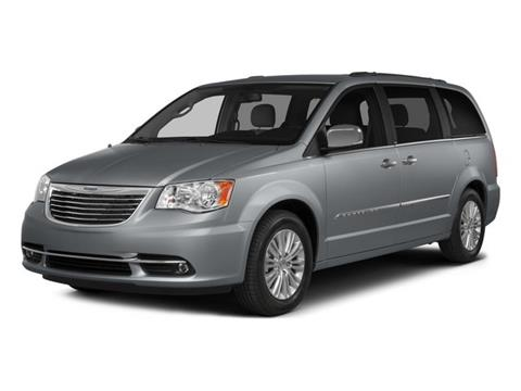 2015 Chrysler Town and Country for sale in Manchester, MD