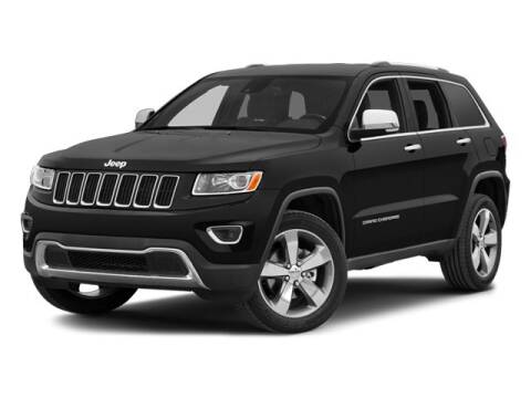 2014 Jeep Grand Cherokee Overland for sale at MANCHESTER MOTORS in Manchester MD