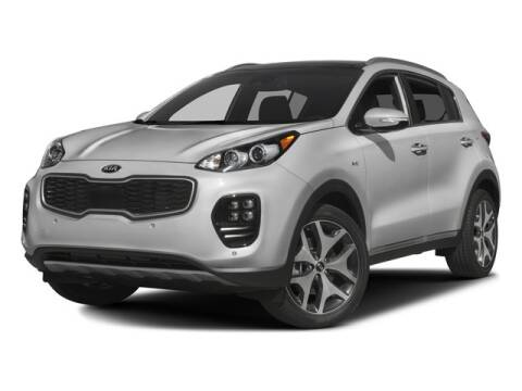 2017 Kia Sportage SX Turbo for sale at MANCHESTER MOTORS in Manchester MD
