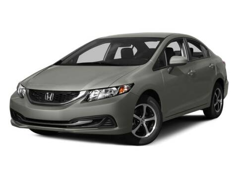 2015 Honda Civic SE for sale at MANCHESTER MOTORS in Manchester MD