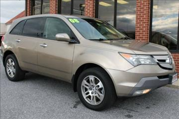 2008 Acura MDX for sale in Manchester, MD