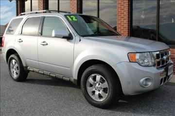 2012 Ford Escape for sale in Manchester, MD