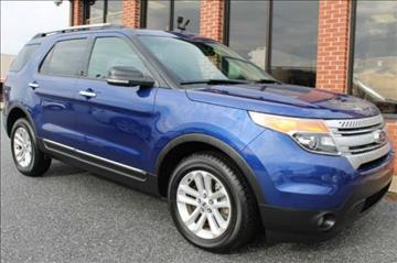 2013 Ford Explorer for sale in Manchester, MD