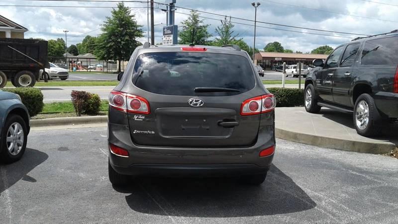 2011 Hyundai Santa Fe GLS 4dr SUV - Centerton AR