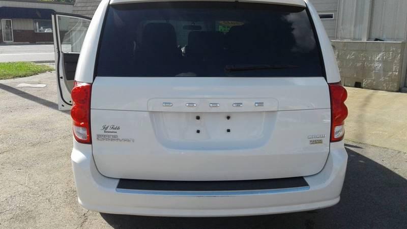 2012 Dodge Grand Caravan Crew 4dr Mini-Van - Centerton AR
