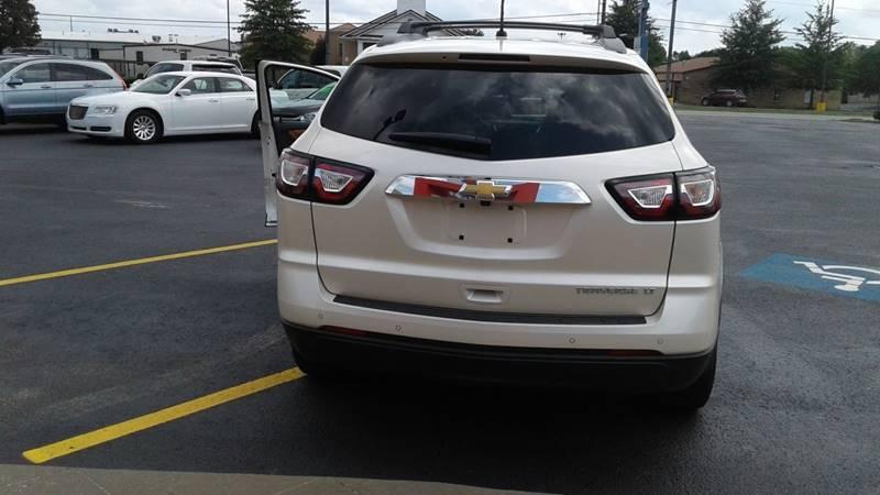 2013 Chevrolet Traverse LT 4dr SUV w/1LT - Centerton AR